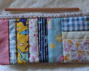Pen case(patchwork)115
