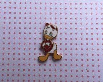 """Enamel Pin """"Duck Huey"""" Retro Vintage 90's"""