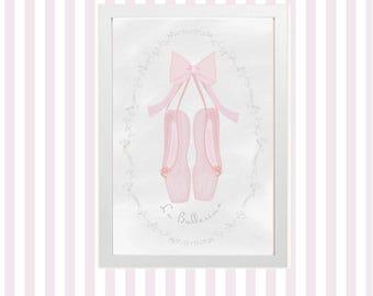 Poster Le Ballerine