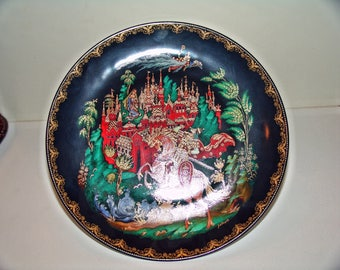 Russian Plate