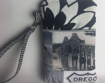 Black and White Oregon Cell