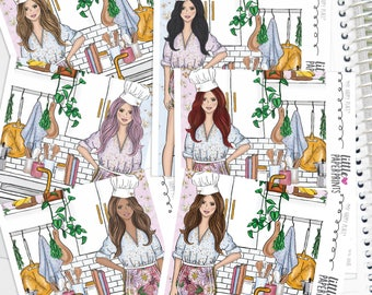 "Fashion Girl - ""My Happy Place"" Fashion Girl - Kit Add On"