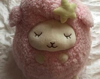 Wooly Sheep Kawaii plushie