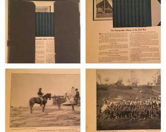 Photographic History of the Civil War | Portfolio Pictures | 18  Prints