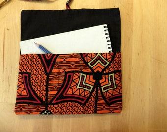 Large pocket notebook