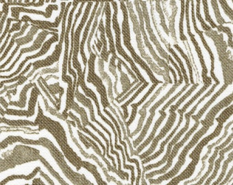 Decorative Pillow Agate Sand Geometric Taupe