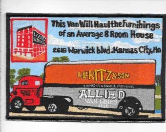 Vintage Trucking & Van Lines L Leritz