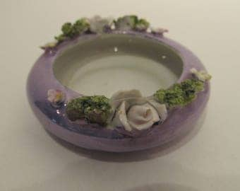 Ring or Trinket Lustreware dish - Made in Germany