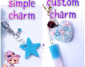 Custom Keychain / Charm