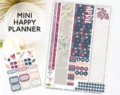 Mini Happy Planner Monthly Kit | You pick the month! 854L