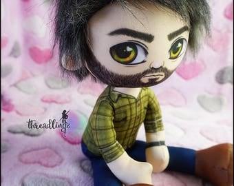 Joel - The Last of Us - Plush Designer Dollz