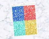 PRE-SALE! Alice Glitter Headers (Glam Planner Stickers for Erin Condren Life Planner)