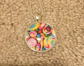 I want candy necklace