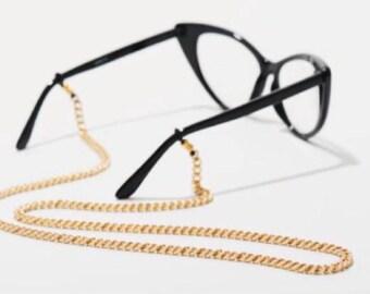 Gold Chain Sunglass Eyeglass Holders