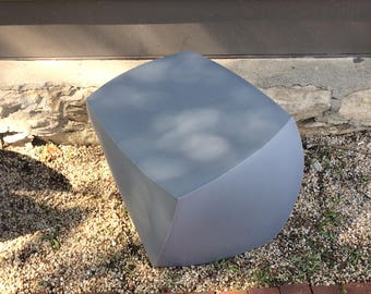 Frank Gehry left twist cube by Heller