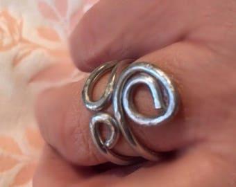Wire Easy Wear Ring