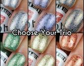 Choose Your Winter Trio!