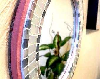 Mosaic Art Mirror