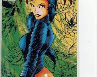 Fangs of the Widow #1 - Vintage Comic