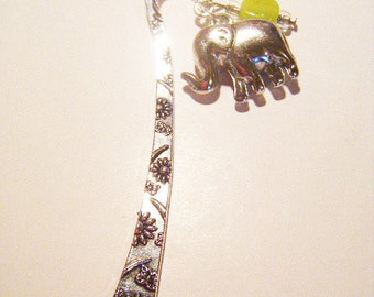 "Bookmark for book ""heavy"" animal stationery ♥ ♥"