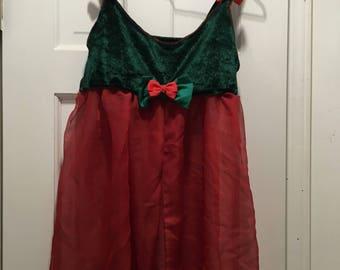 Ddlg babyboll lingerie: christmas