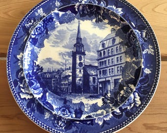 Old South Church Plate