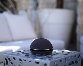 Egloo Colored Black - Candle powered heater