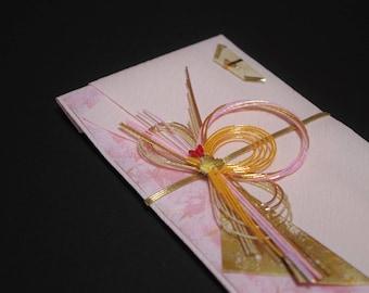 """37.Mizuhiki envelopes This envelope is used for each celebration. A special envelope called """"noshibukuro"""""""