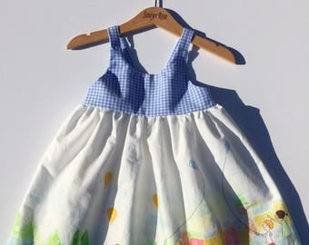 Let's Go Fly a Kite Summer Dress