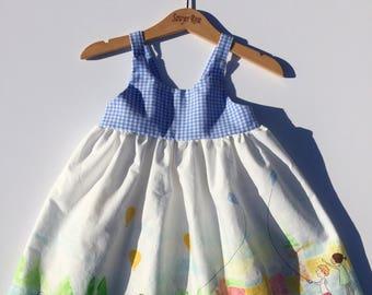 Let's Go Fly a Kite Summer Dress
