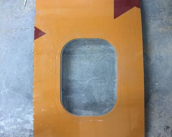 Single window Former Southwest Airlines aircraft California One N609SW