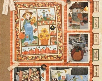 SALE! Happy Harvest - Book - Jelly Mueller of the Wooden Bear