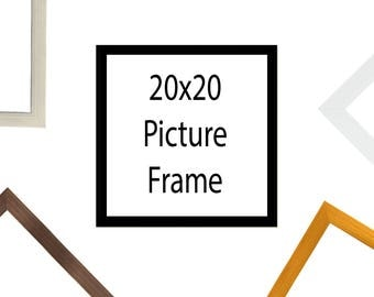 20x20 Picture Frame