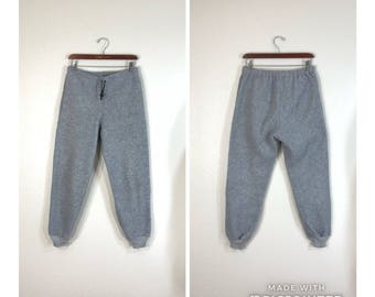 70's vintage early winters fleece pants size small made in usa