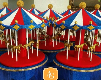 Carousel Centerpiece Packages