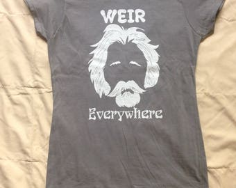 Weir Everywhere Ladies Short Sleeve T-Shirt
