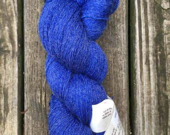 DISCOUNTED Hand-dyed Merino/bamboo yarn