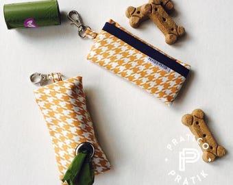 Ready / poop bag shoulder bag / poopbag / dogs / dogs / dog Christmas stocking / stocking stuffer gift for dog