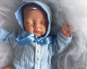 Stunning Reborn Baby Girl,Spanish Princess Dress,Pacifier,Sale Price!!