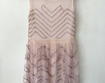 Lady dress size small .