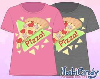 We Love Pizza T-Shirt