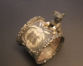 Victorian Napkin Ring