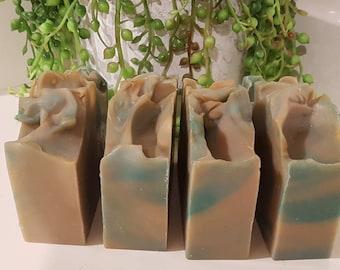 Choc Mint, Handmade Soap, Australian Soap, Cocoa Butter Soap, Shae Scentials