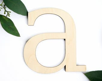 Wooden Letters, Wood Unfinished Letters, Monogram Wooden Letters, Wood Letter for Decorating, DIY Wooden Letters, Wood Letters for DIY, wood