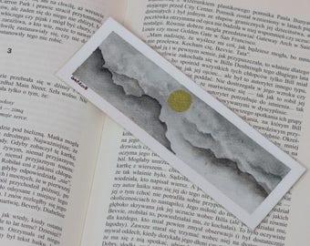 Mist bookmark [ORIGINAL ART]