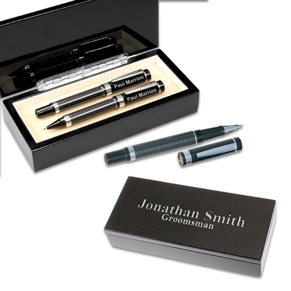Personalized Founn Pen Gift Set Gift Ftempo
