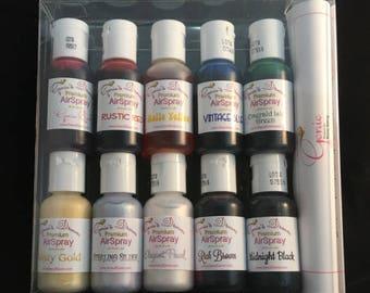 Genie Airspray Minis Full Set