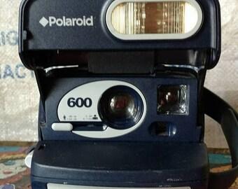 On Sale 1980's Polaroid 600 instant camera