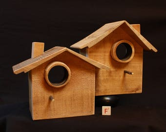 Decorative birdhouses | Etsy
