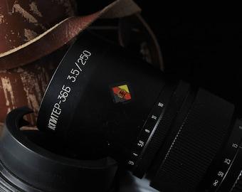 Vintage Jupiter-36B 3.5/250 mm medium format lens Kiev-6C/Kiev-60, Pentacon 6